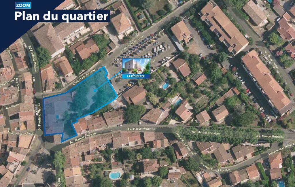 Appartement à louer 2 40.02m2 à Istres vignette-2