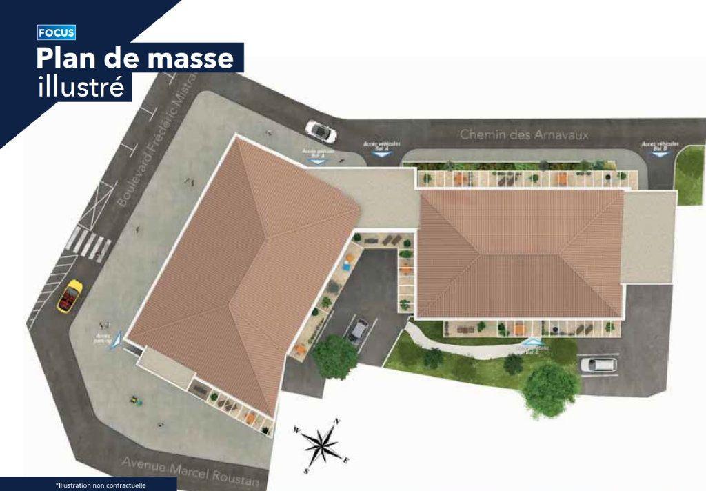 Appartement à louer 3 57.17m2 à Istres vignette-2