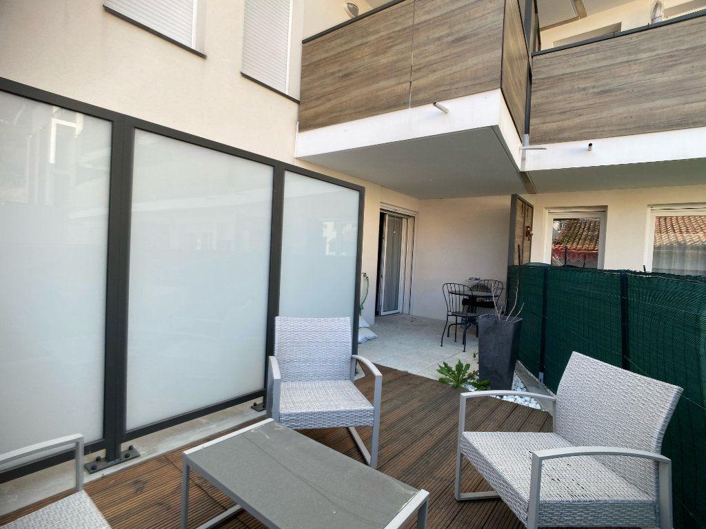 Appartement à louer 1 33.3m2 à Martigues vignette-1