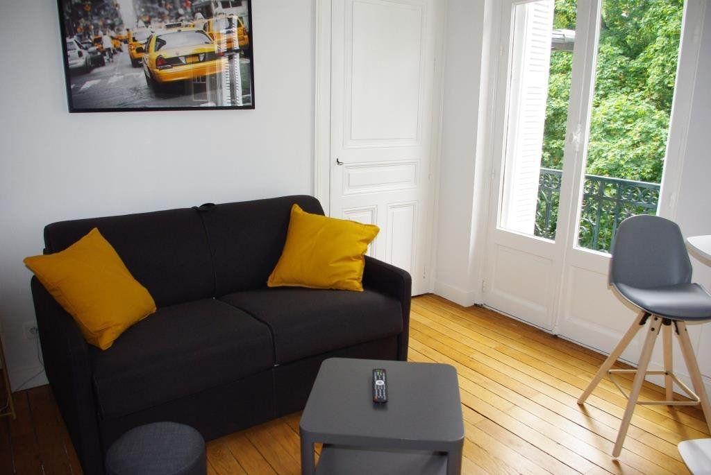 Appartement à louer 1 21m2 à Tours vignette-1