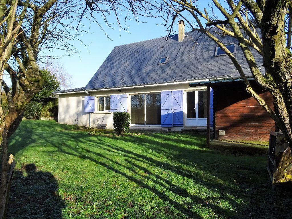 Maison à vendre 6 130m2 à Saint-Germain-du-Corbéis vignette-1