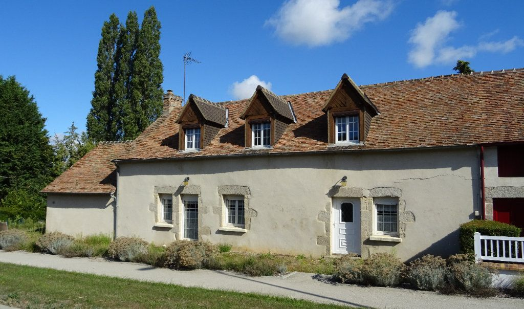 Maison à vendre 6 120m2 à Saint-Rigomer-des-Bois vignette-1