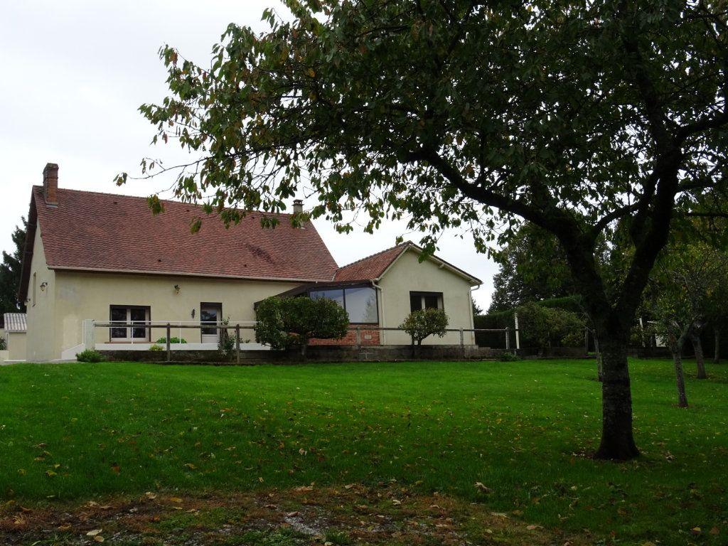 Maison à vendre 5 124m2 à Les Ventes-de-Bourse vignette-1