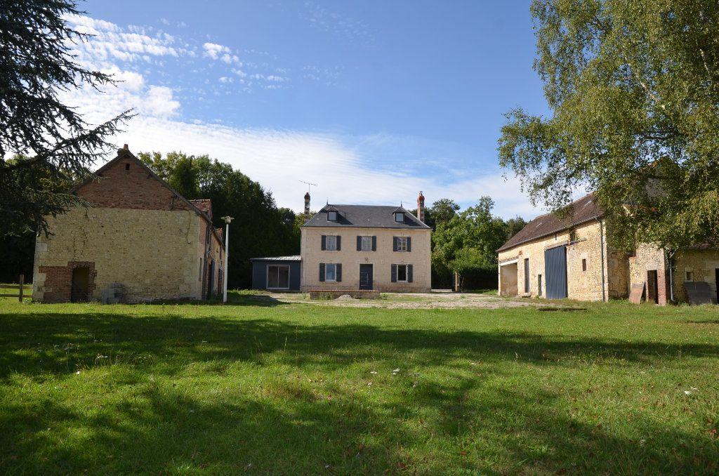 Maison à vendre 8 170m2 à Le Mêle-sur-Sarthe vignette-1