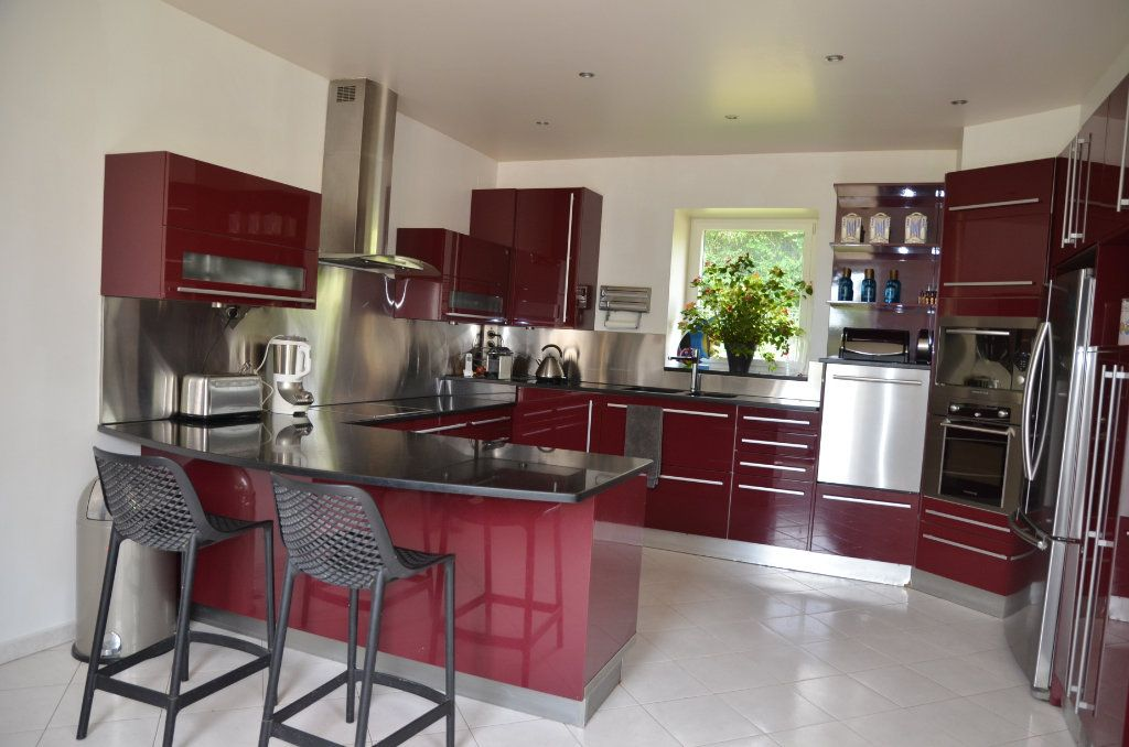 Maison à vendre 8 170m2 à Le Mêle-sur-Sarthe vignette-3