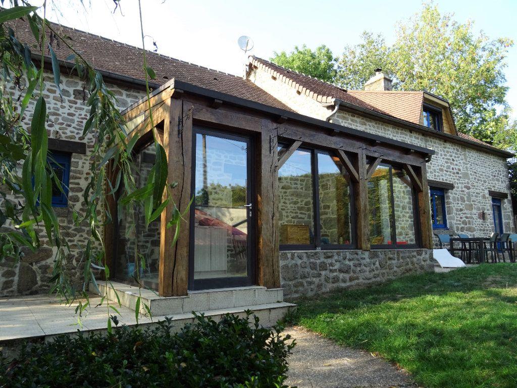 Maison à vendre 5 120m2 à Saint-Denis-sur-Sarthon vignette-1