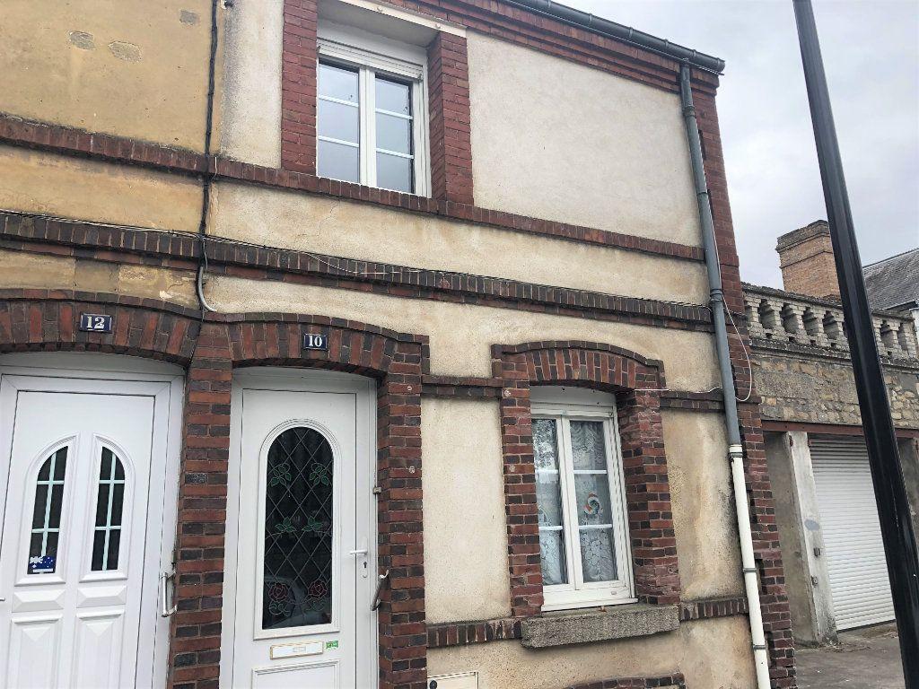 Maison à vendre 4 58m2 à Alençon vignette-1