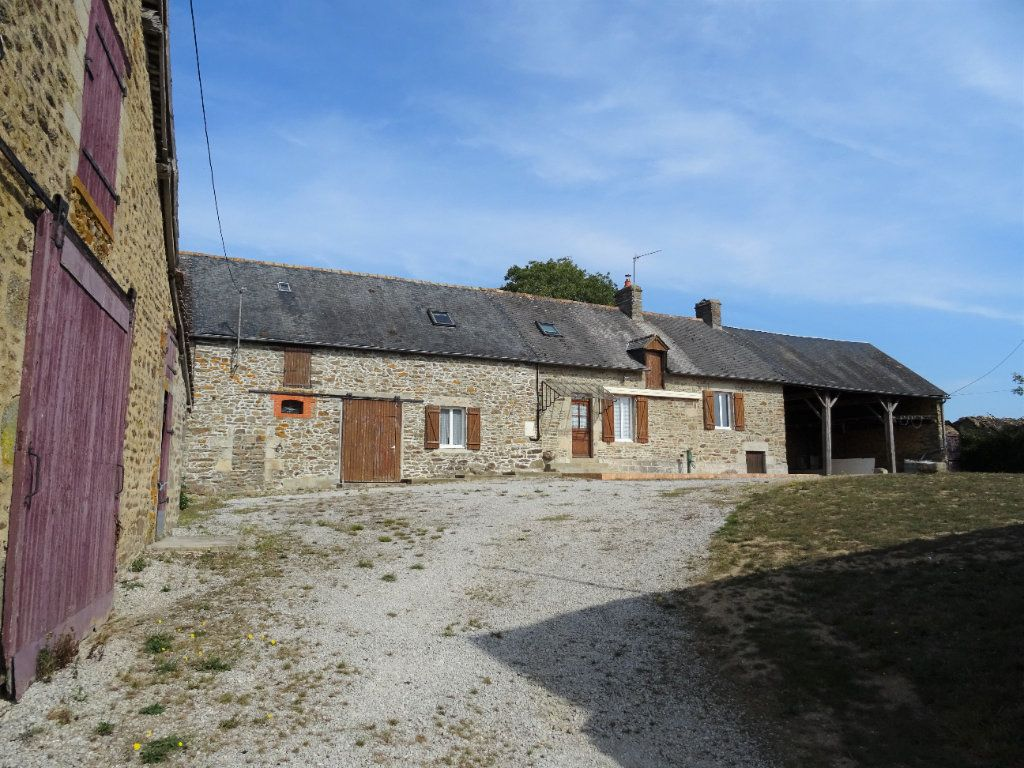 Maison à vendre 5 110m2 à La Ferrière-Bochard vignette-1