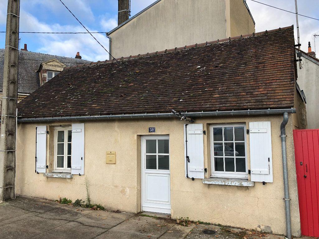 Maison à vendre 2 32m2 à Nogent-le-Rotrou vignette-1