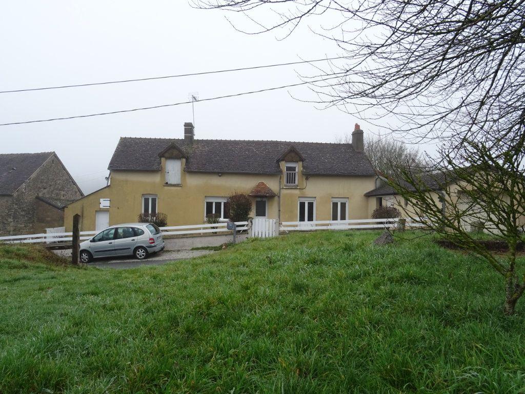 Maison à vendre 5 85m2 à Saint-Rigomer-des-Bois vignette-1