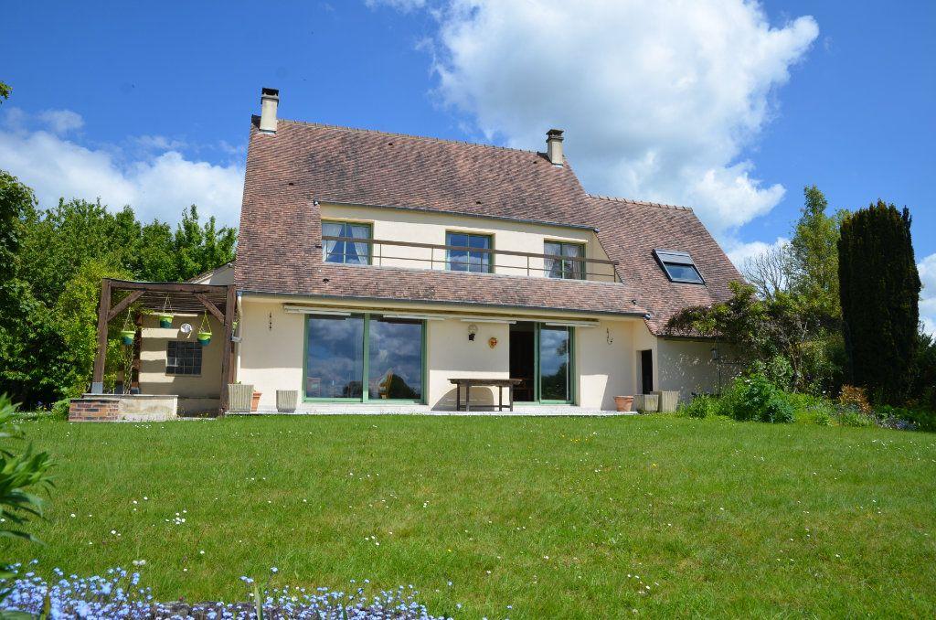 Maison à vendre 6 160m2 à Mortagne-au-Perche vignette-1