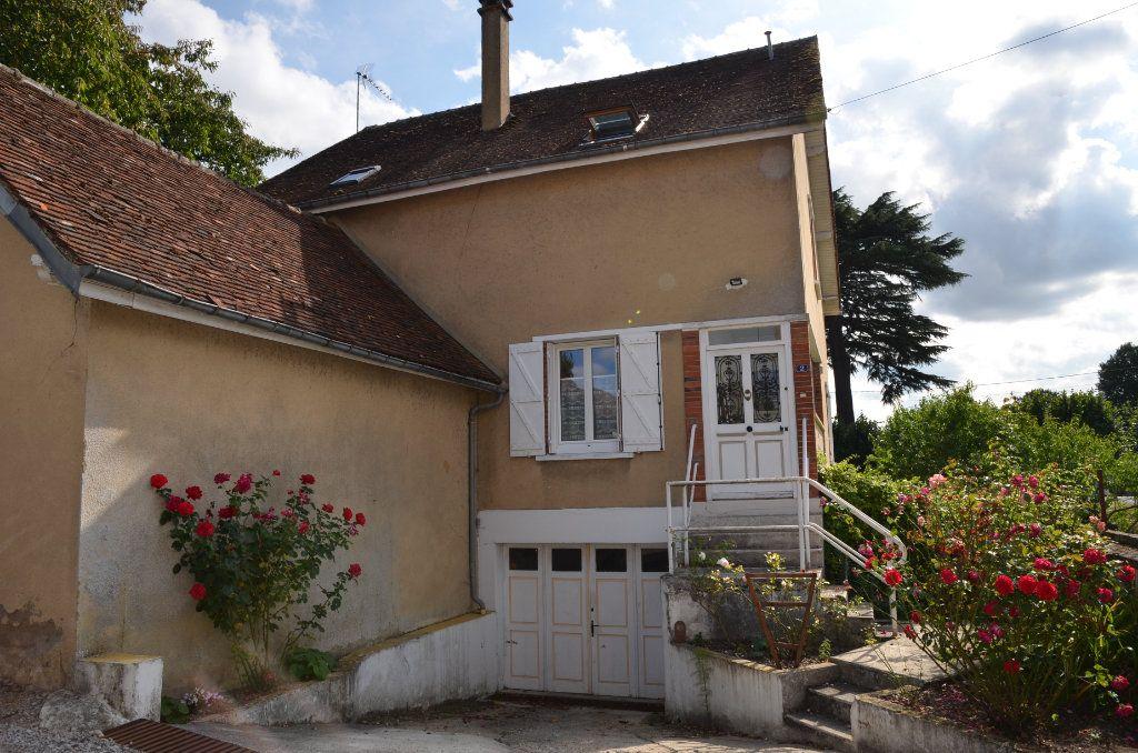 Maison à vendre 8 140m2 à Mortagne-au-Perche vignette-2