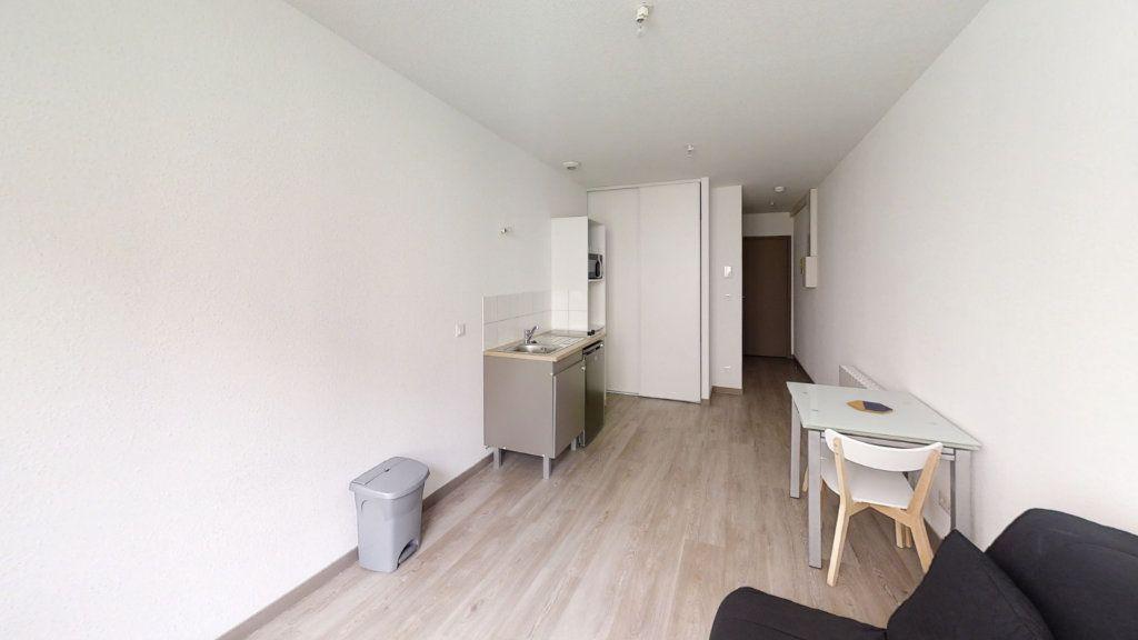 Appartement à louer 1 16m2 à Roanne vignette-1