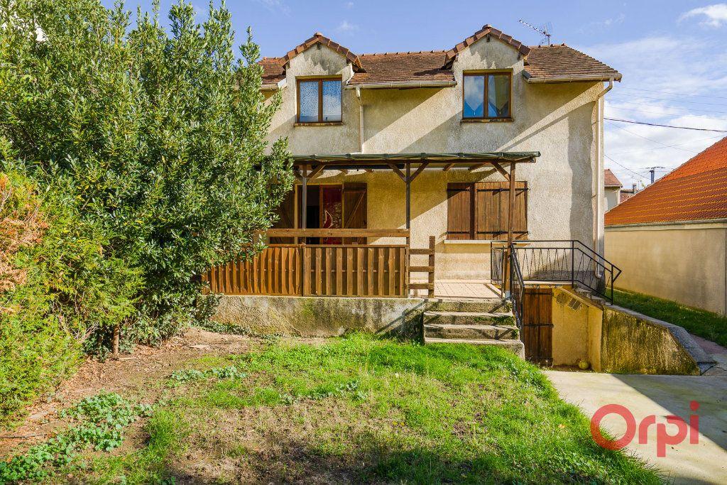 Maison à vendre 5 105m2 à Montgeron vignette-1