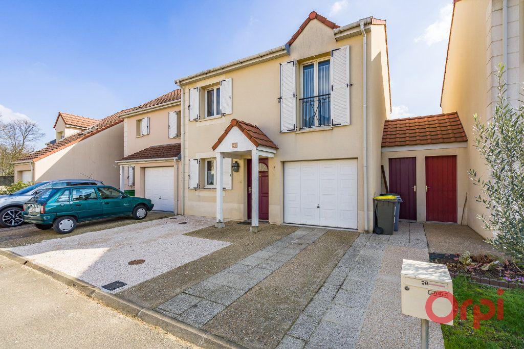 Maison à vendre 6 90m2 à Draveil vignette-1