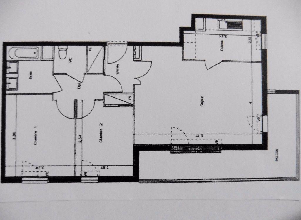 Appartement à vendre 3 69.06m2 à Saint-Michel-sur-Orge vignette-10