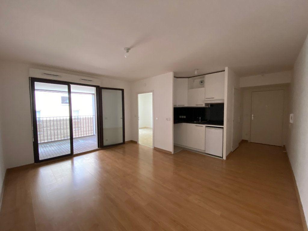 Appartement à louer 2 38.9m2 à Ris-Orangis vignette-3