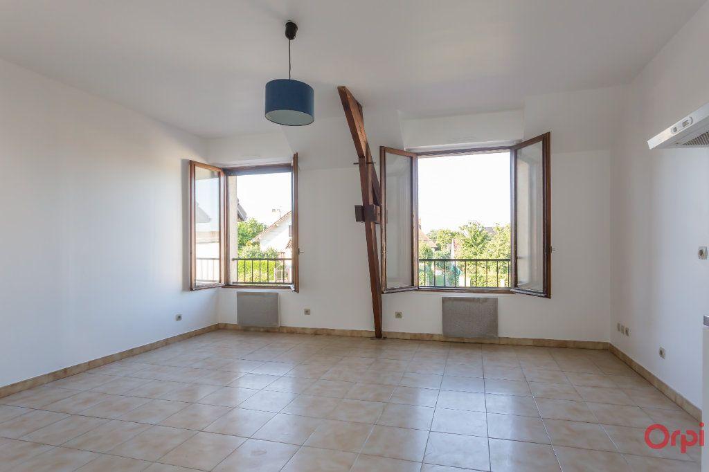 Appartement à louer 1 23.86m2 à Morangis vignette-1