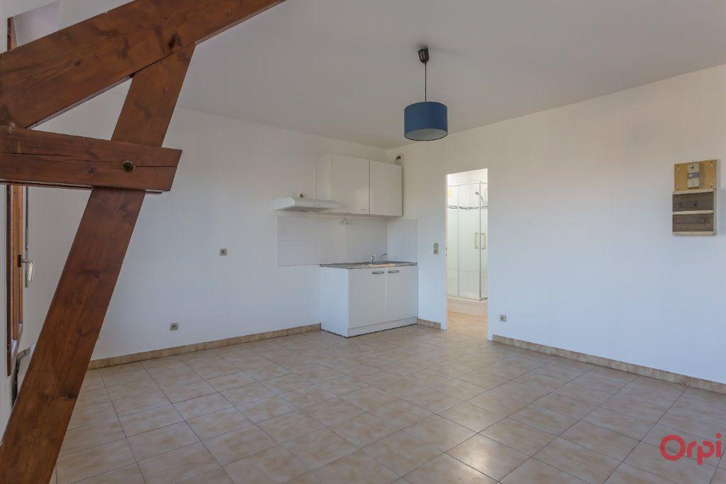 Appartement à louer 1 23.86m2 à Morangis vignette-2