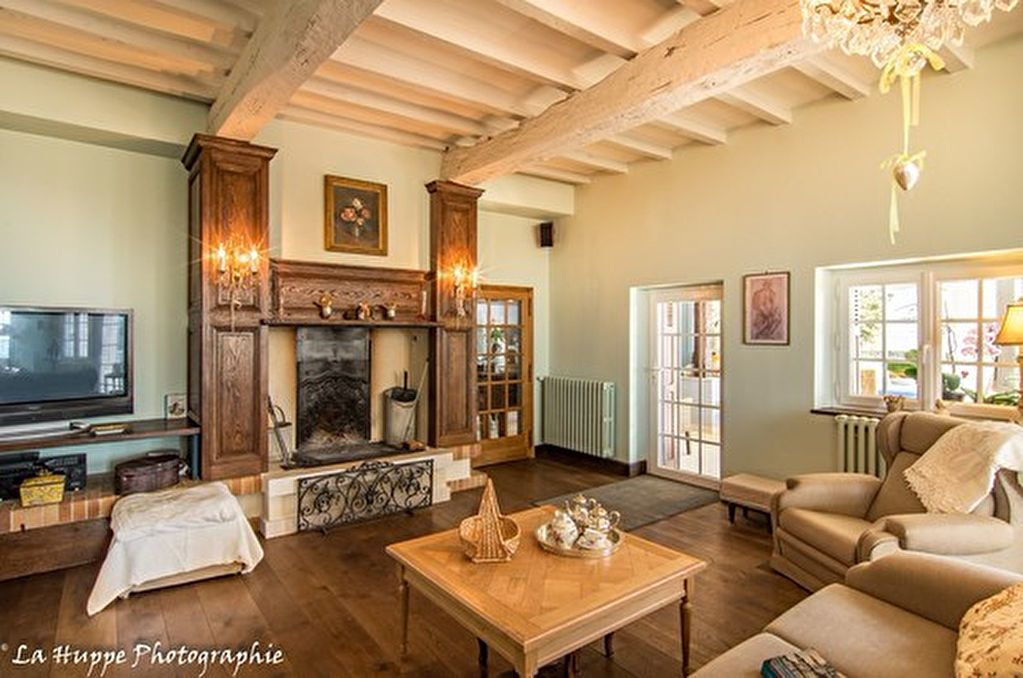Maison à vendre 14 350m2 à Coulx vignette-2