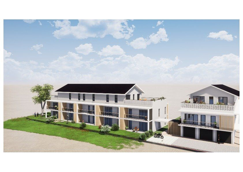 Appartement à vendre 2 47.3m2 à Pau vignette-1