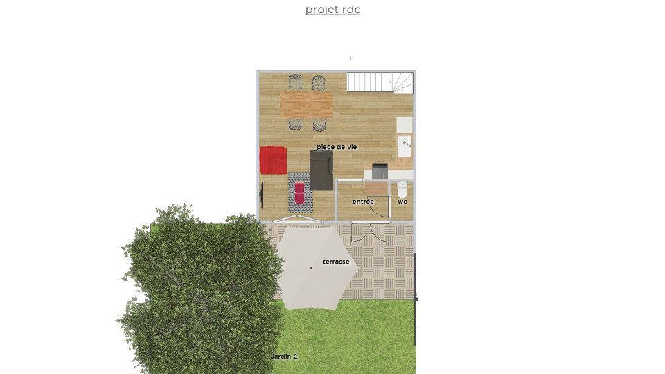 Maison à vendre 4 65m2 à Montaut vignette-16