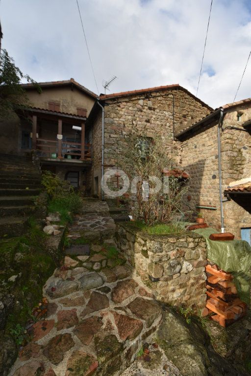 Maison à vendre 4 0m2 à Antraigues-sur-Volane vignette-1