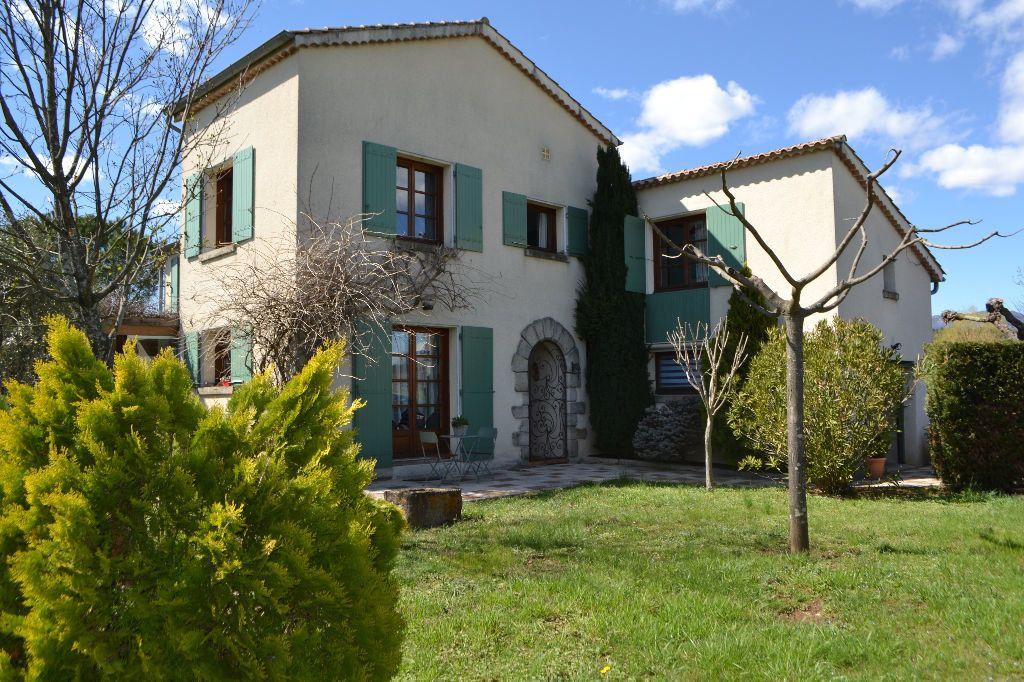 Maison à vendre 6 143m2 à Laurac-en-Vivarais vignette-1