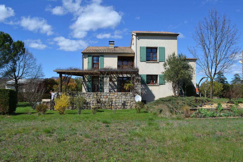 Maison à vendre 6 143m2 à Laurac-en-Vivarais vignette-2
