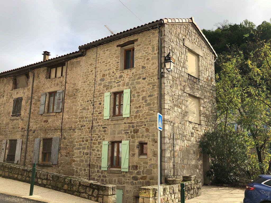 Maison à vendre 5 50m2 à Largentière vignette-1