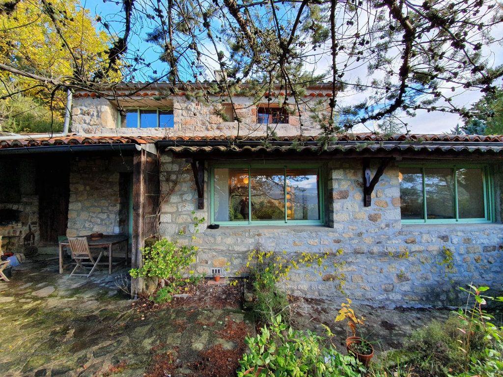 Maison à vendre 7 147m2 à Chambonas vignette-5