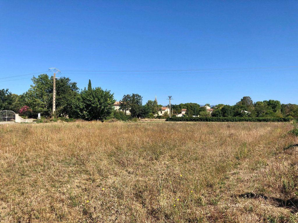 Terrain à vendre 0 1215m2 à Berrias-et-Casteljau vignette-4