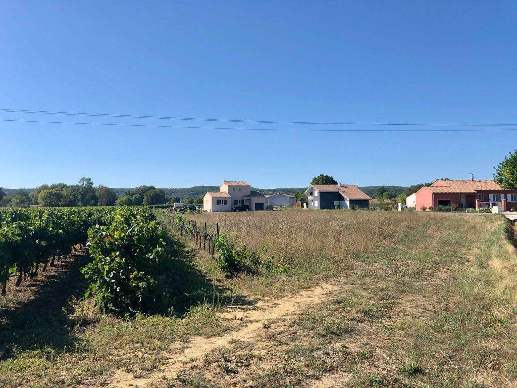 Terrain à vendre 0 1215m2 à Berrias-et-Casteljau vignette-5