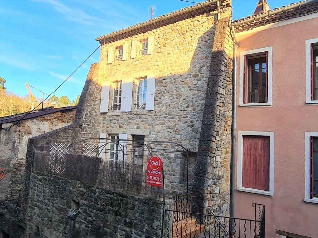 Maison à vendre 5 130m2 à Laurac-en-Vivarais vignette-1