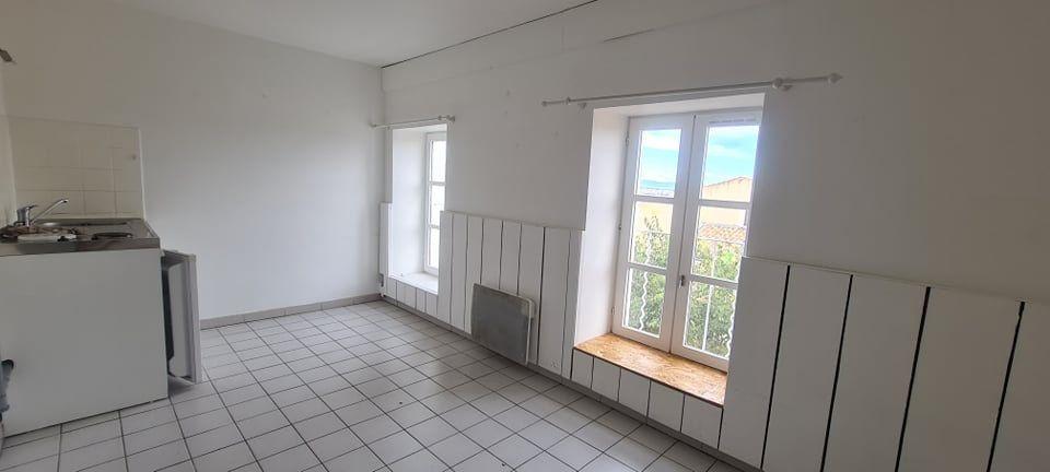 Appartement à louer 1 23.7m2 à Aubenas vignette-1