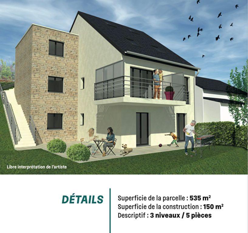 Terrain à vendre 0 537m2 à Palaiseau vignette-2