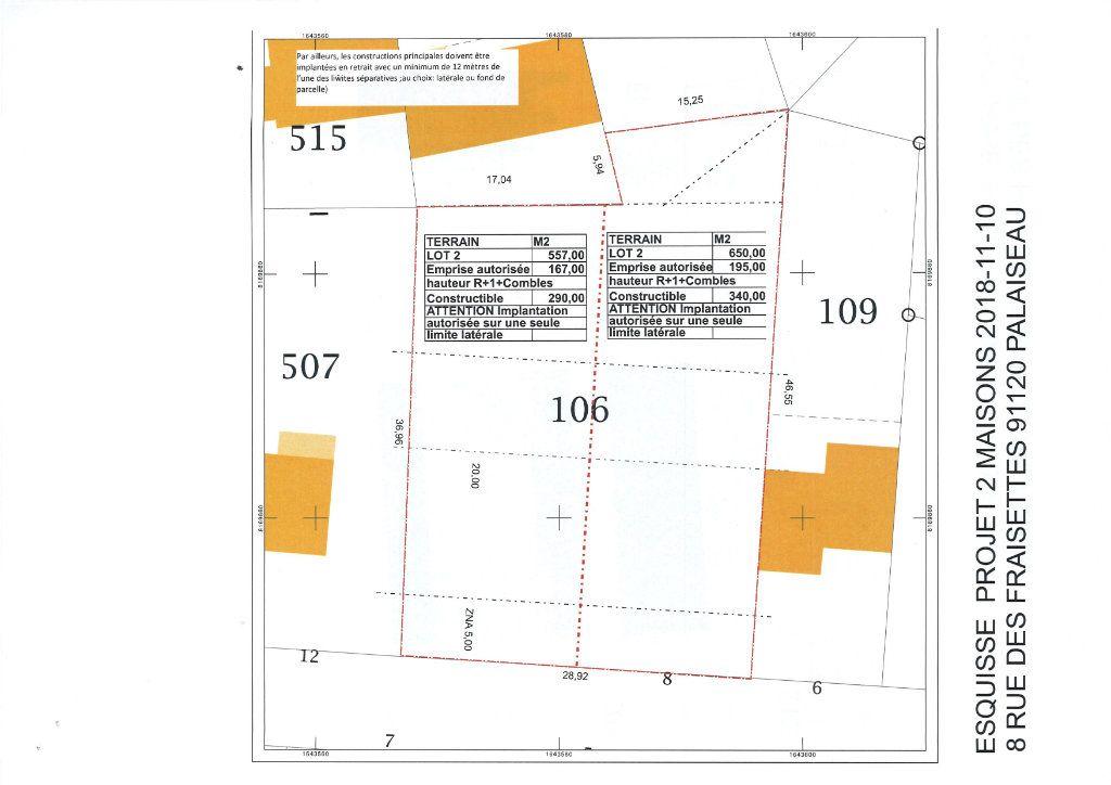 Terrain à vendre 0 634m2 à Palaiseau vignette-9