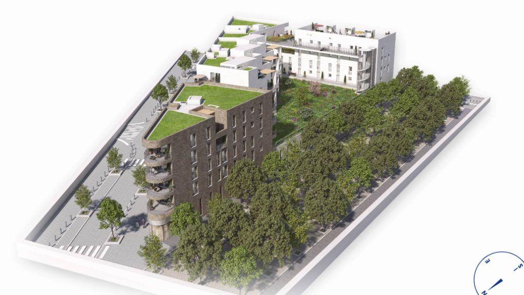 Appartement à vendre 4 74.42m2 à Châtenay-Malabry vignette-2