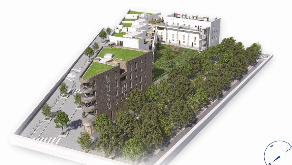 Appartement à vendre 4 88.25m2 à Châtenay-Malabry vignette-2