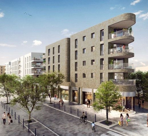 Appartement à vendre 4 88.25m2 à Châtenay-Malabry vignette-3