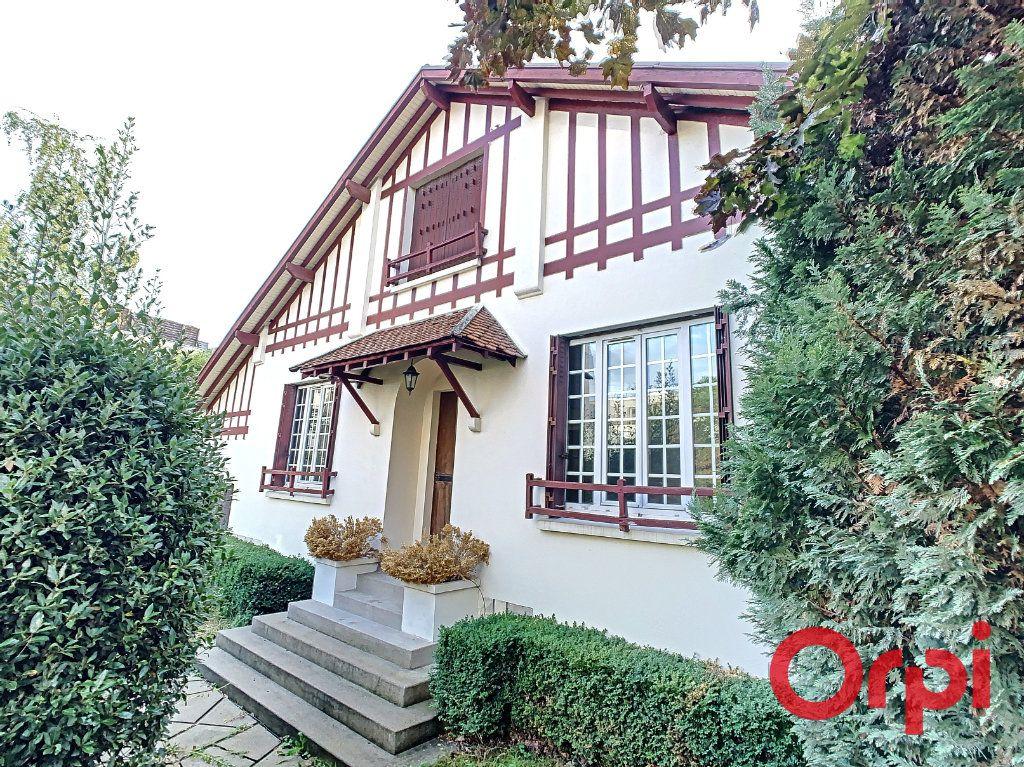 Maison à vendre 7 140m2 à Châtenay-Malabry vignette-2