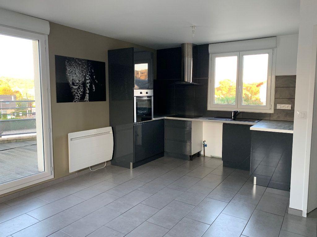 Appartement à louer 2 35.76m2 à Bures-sur-Yvette vignette-1