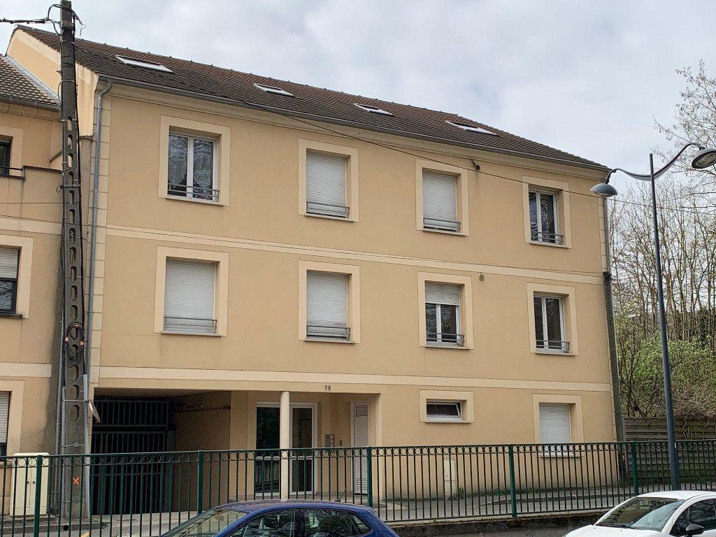 Appartement à louer 2 35m2 à Gif-sur-Yvette vignette-7