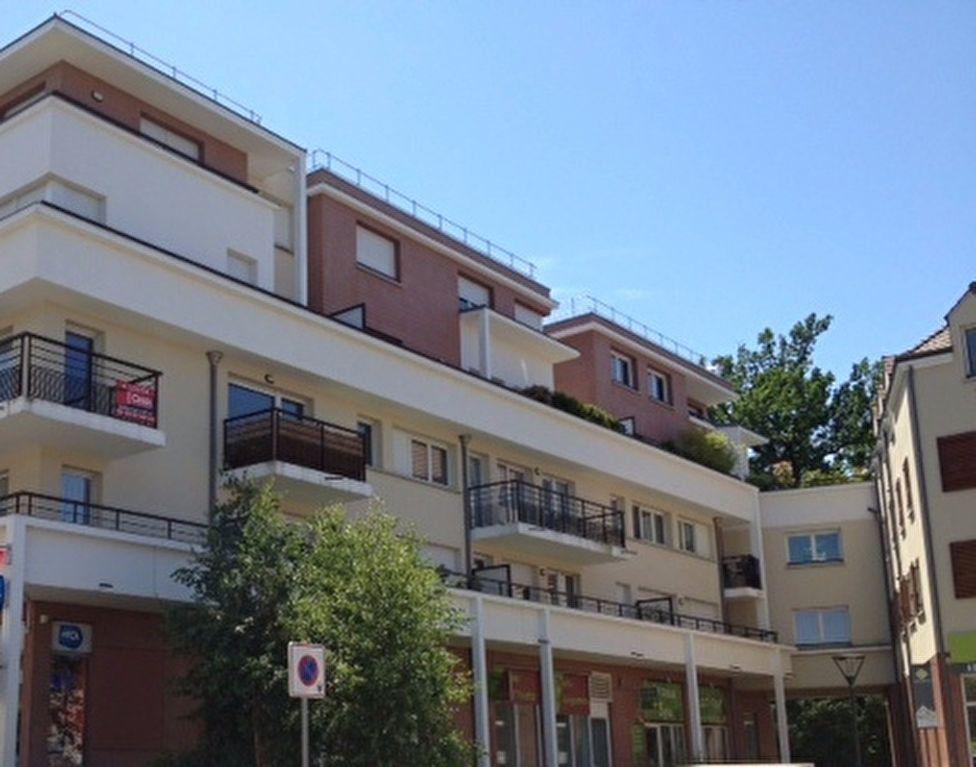 Appartement à louer 3 59.4m2 à Bures-sur-Yvette vignette-1