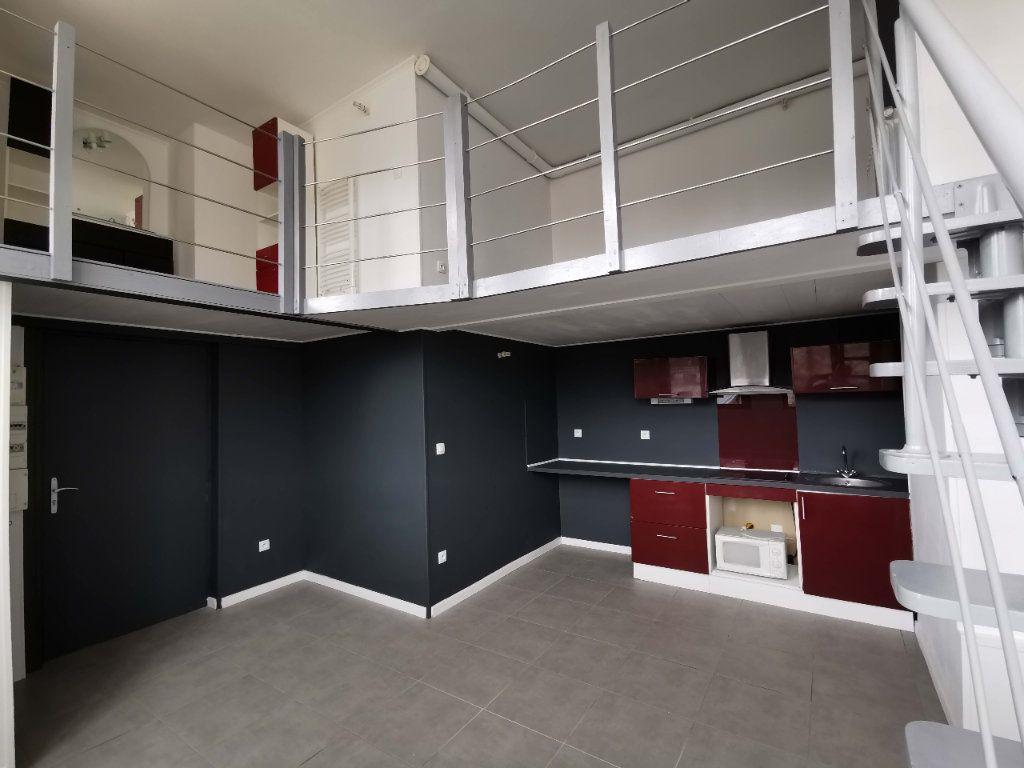 Appartement à vendre 2 34.26m2 à Dourdan vignette-1
