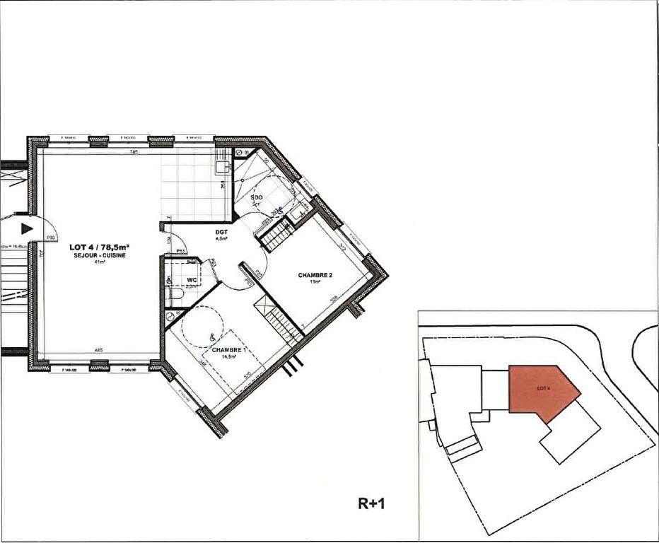 Appartement à vendre 3 78.5m2 à Gif-sur-Yvette vignette-6