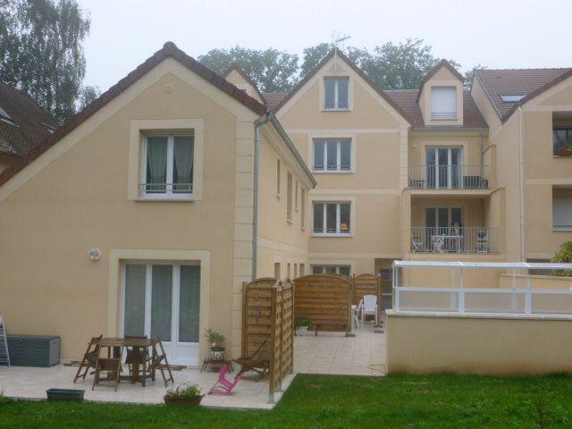 Appartement à louer 2 38.51m2 à Orsay vignette-1