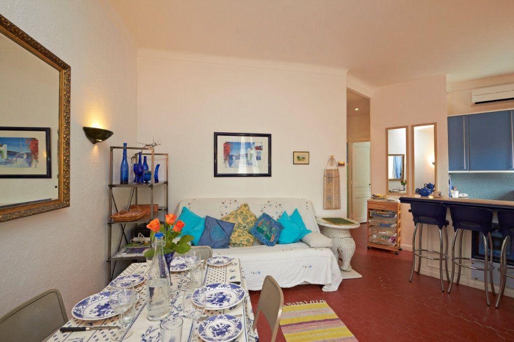 Appartement à vendre 2 35.4m2 à Cannes vignette-1