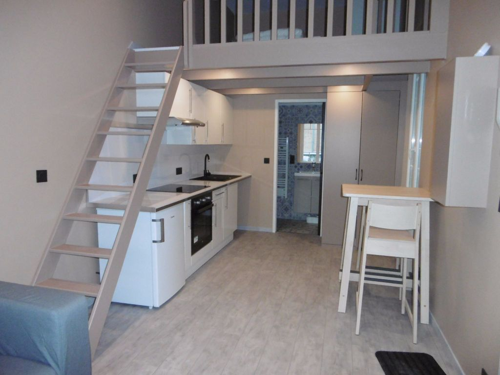 Appartement à louer 1 17.92m2 à Reims vignette-1