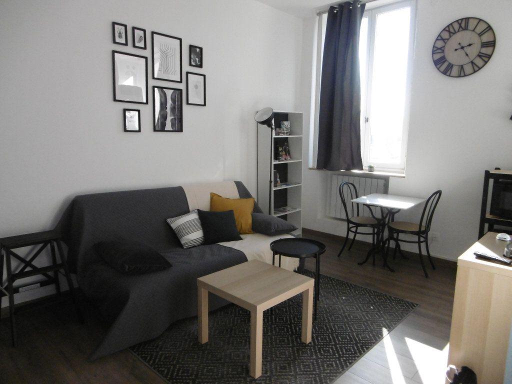 Appartement à louer 1 20.85m2 à Reims vignette-1